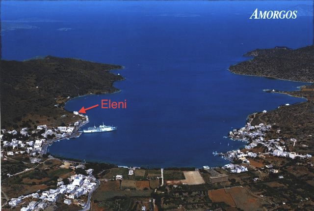 Rooms Eleni Map